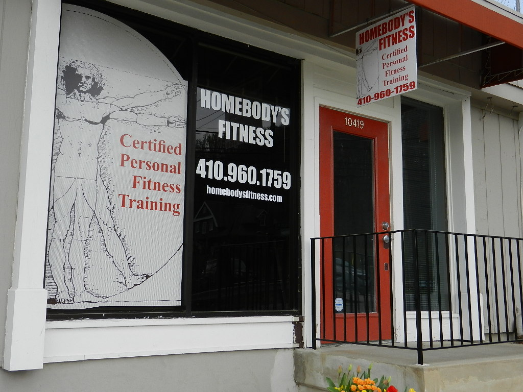 Homebody's Fitness